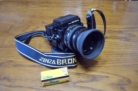 ゼンザブロニカのETRsi645