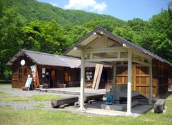 上栗山オートキャンプ場